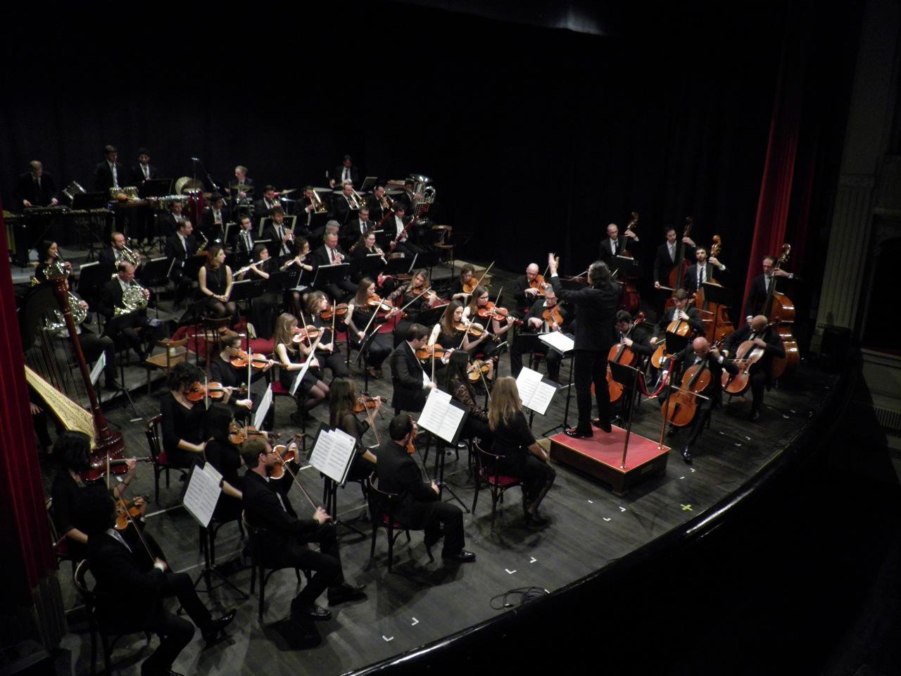 21 ottobre: La Grande Musica Sinfonica con Orchestra Sinfonica di Pescara