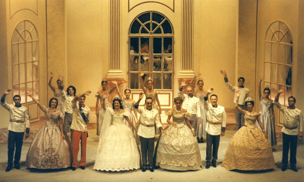 26 gennaio: La Principessa Sissi, Musical