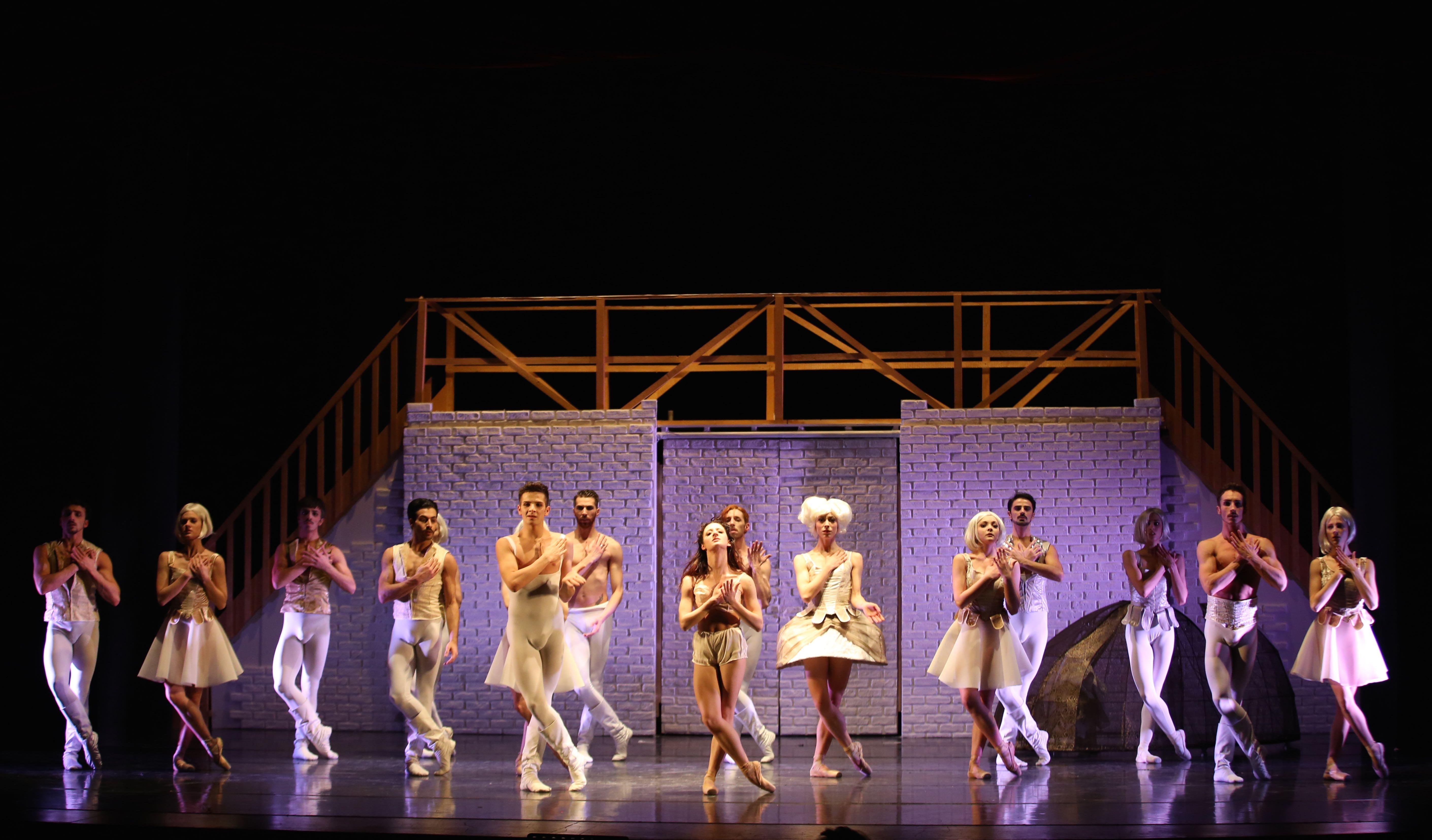 10 febbraio: Romeo e Giulietta, Balletto di Milano