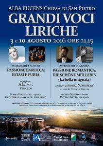 Locandina San Pietro 2016