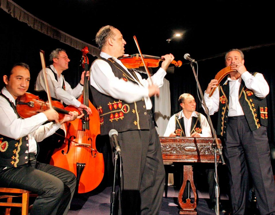 Antal Szalai e Orchestra Tzigana di Budapest