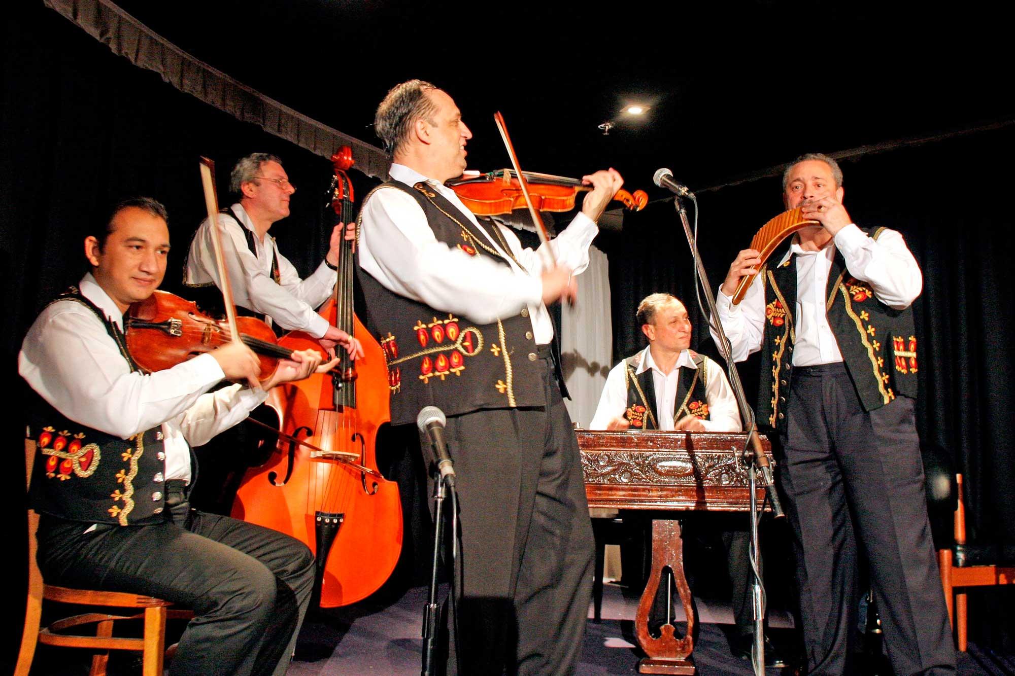 25 febbraio: Antal Szalai e Orchestra Tzigana di Budapest