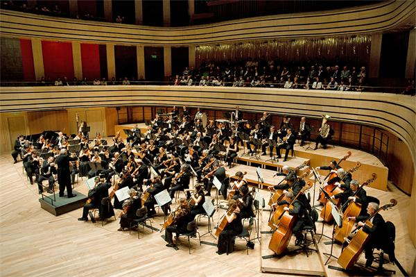 ORCHESTRA Sinfonica MAV di Budapest
