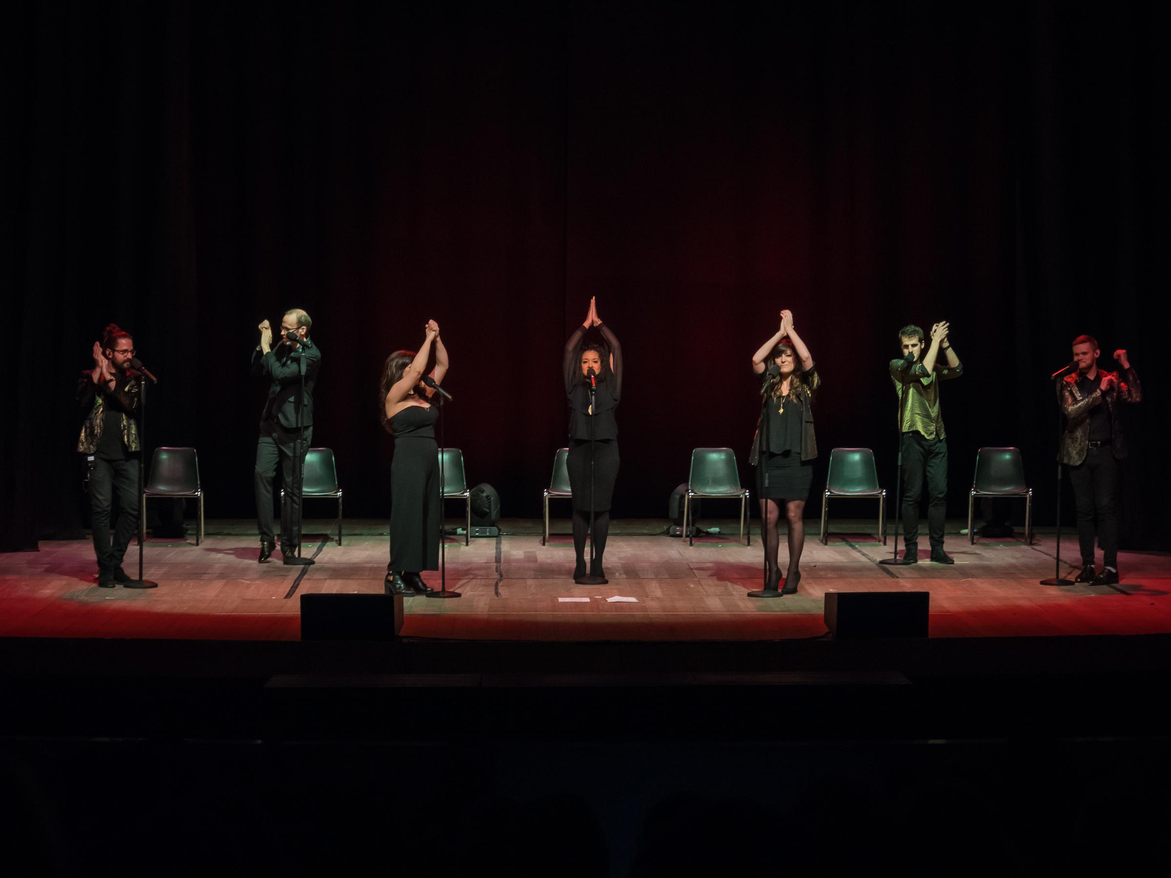 10 febbraio: THE SWINGLE SINGERS