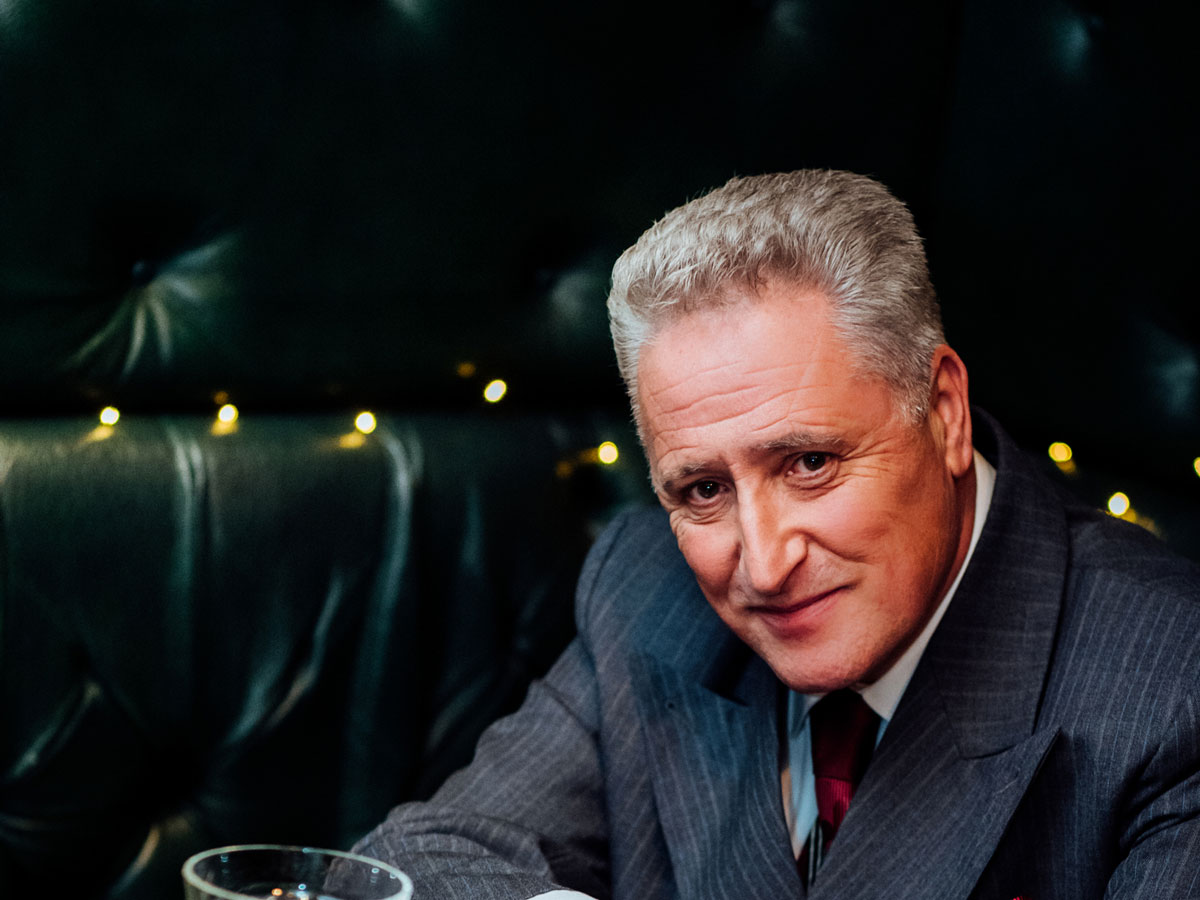 """22 novembre – RAY GELATO & THE GIANTS """"25 years together"""""""