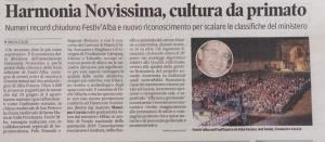 Articolo IlCentro agosto 2019 Festiv'Alba