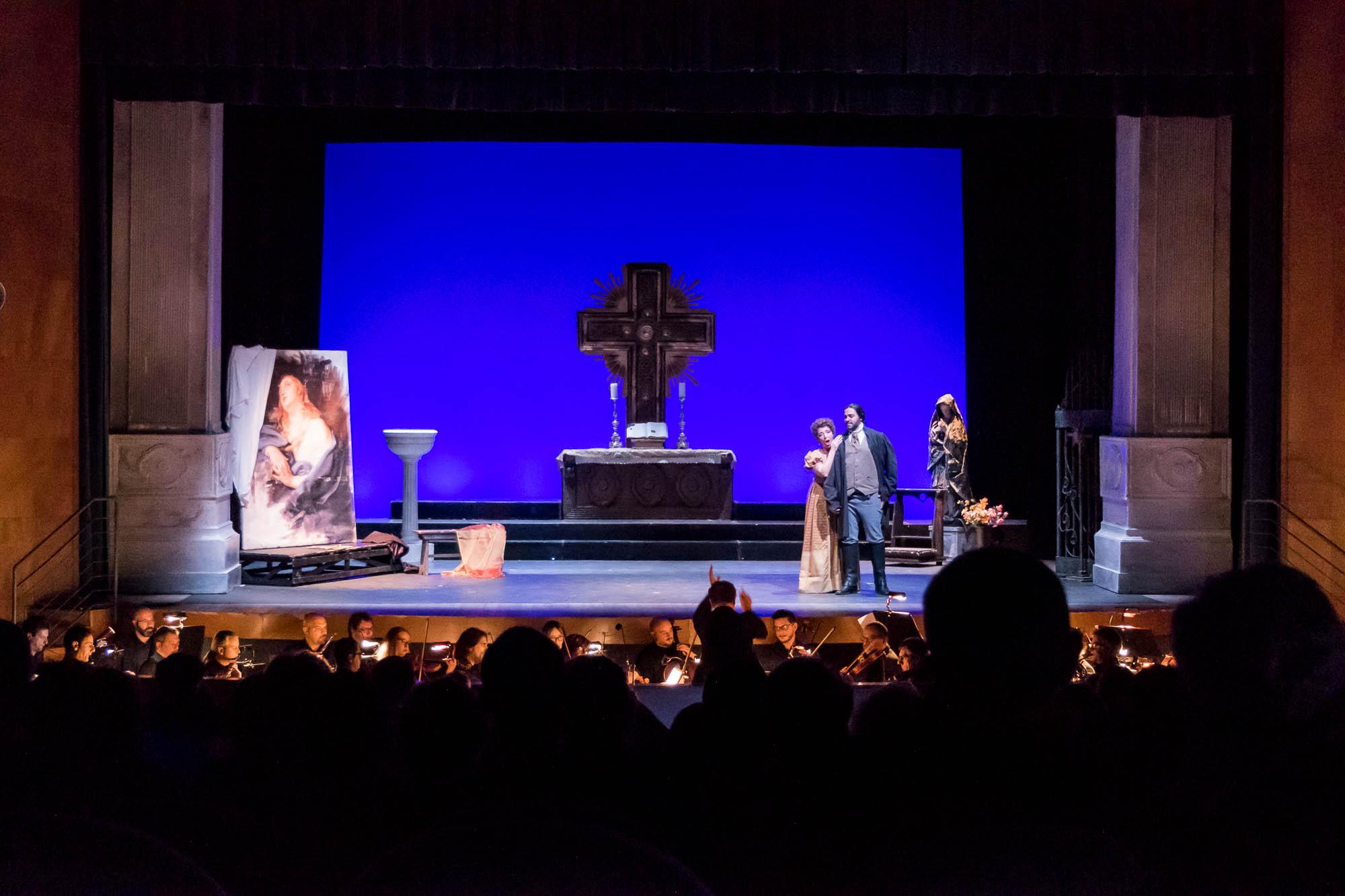 11 novembre: Opera lirica TOSCA