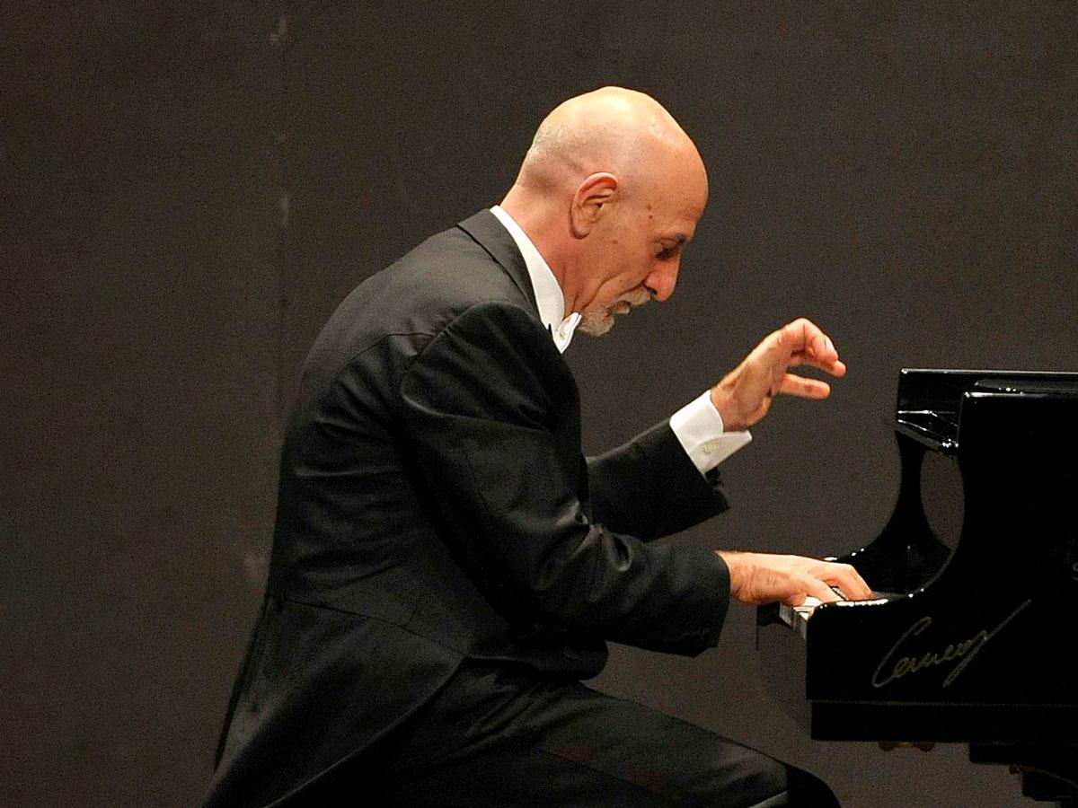 7 febbraio – ROBERTO CAPPELLO, pianoforte